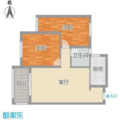 清溪凯旋门A6 91.2平