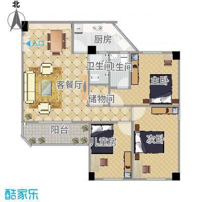 深圳_景山花园_2015-09-30-1158