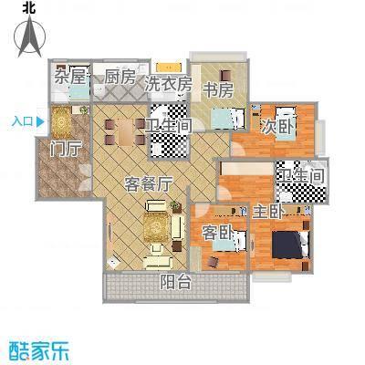 长沙_湘江世纪城_2016-08-17-1637