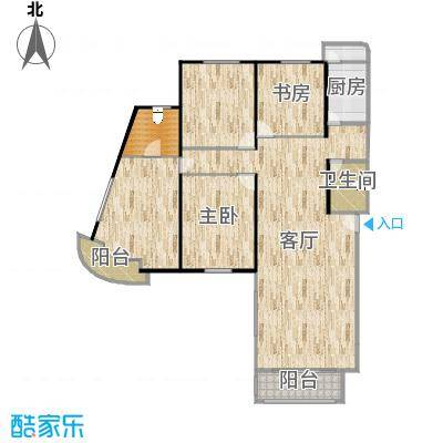 上海锦绣苑4房2厅2卫