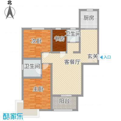 菏泽_帝都・东城国际_2016-08-22-1148