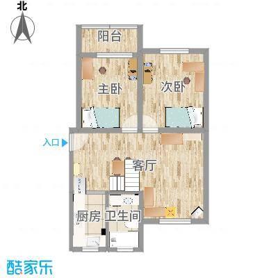 鸿基公寓1楼改楼梯带天花板