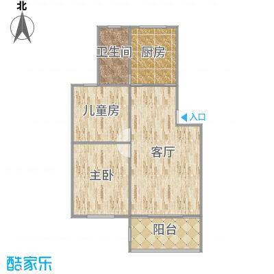 联丰新苑-户型图