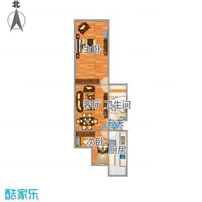 振大公寓的装修设计方案-副本