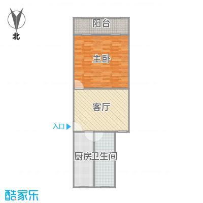 淞南九村户型图