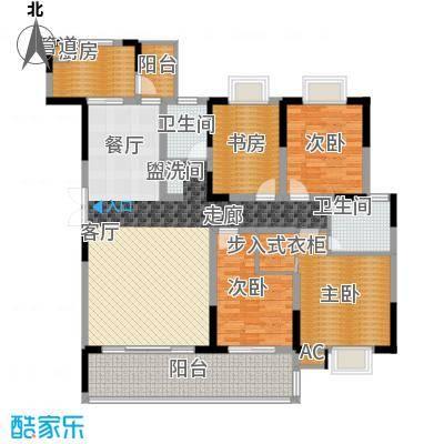 德泽苑143.05㎡8栋、15栋、3栋、9栋、5面积14305m户型