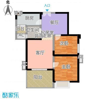 曲江观邸户型