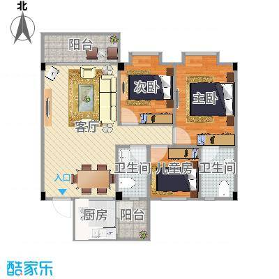 东海湾(01)设计方案