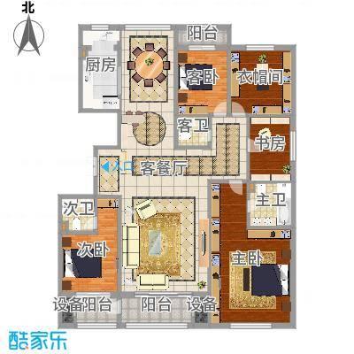 250方-欧式-呼和浩特博园公寓