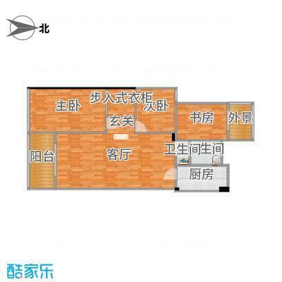 B1-三室两厅两卫