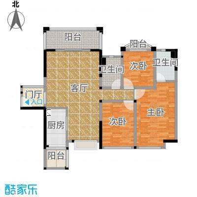 广东中山品湖居平面图26-904