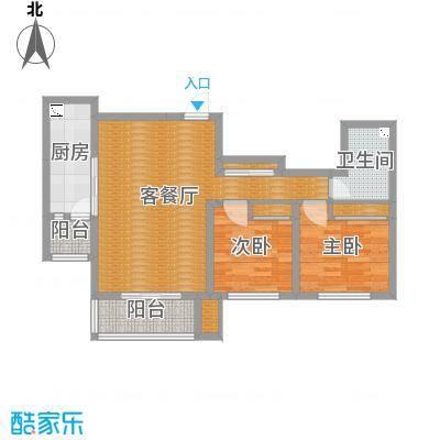90平两室两厅一卫-副本-副本