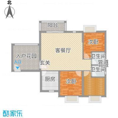 惠州_东岸公馆_4栋1102