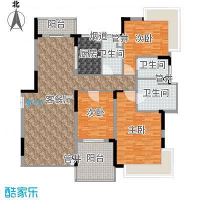上海-海上威尼斯-美式-181平2(标准方案)