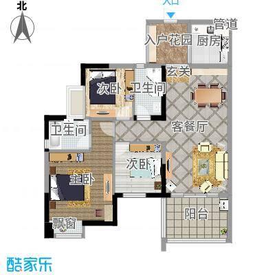 惠州_卓越东部蔚蓝海岸_2016-09-25-0909