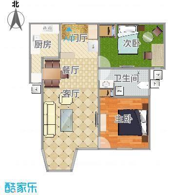 西安珠江新城二期53号
