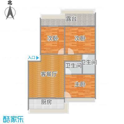 万景公寓102