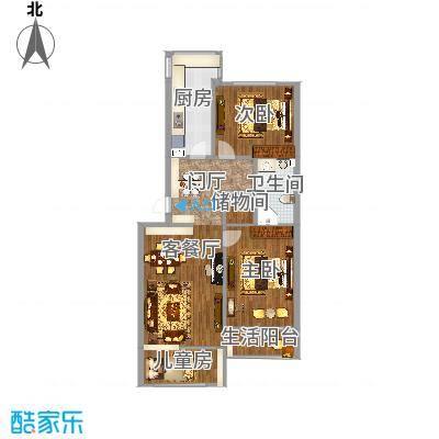 北京杜长威-设计师:张宏伟-副本