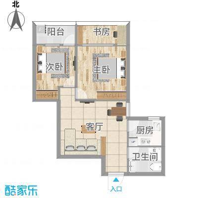 广州_海天花苑_方案3
