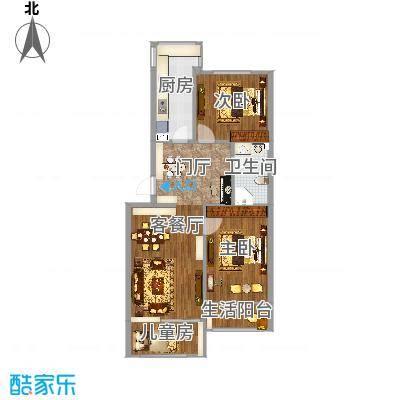 北京杜长威-设计师:张宏伟