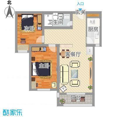 邯郸_城市西景_2016-10-01-1755