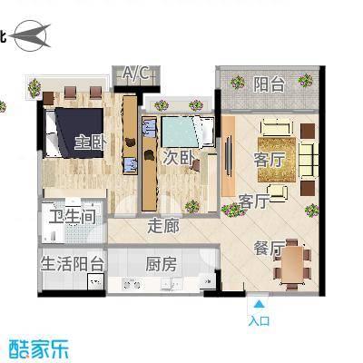 汇泰锦城16-401-1