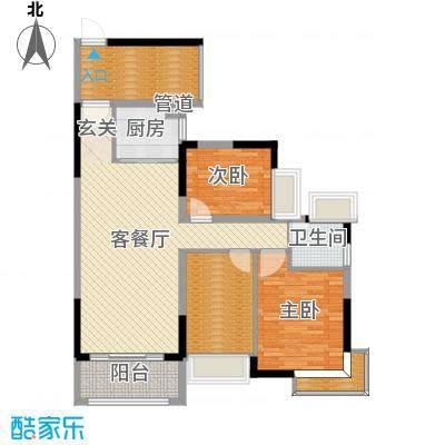 惠州_新天名城_2016-09-29-0907新中式+简欧