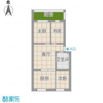 89平米装修方案