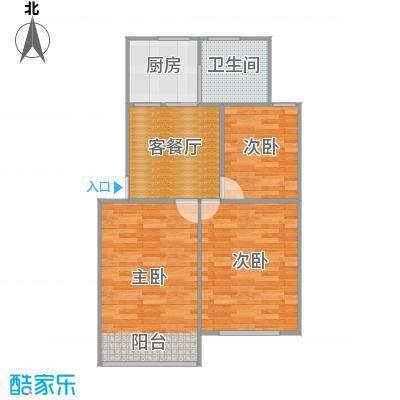 上海_金桥四街坊_2016-10-08-1745