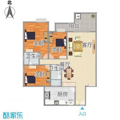 中山_汇星豪庭8栋203_2016-01-27-1716-副本