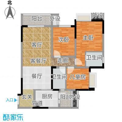 重庆_保利 椰风半岛_2016-10-10-1329