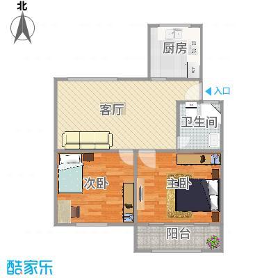 上海_宝城一村_2016-10-11-1726