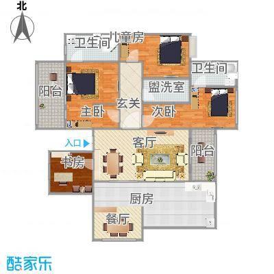 汕头--阳光海岸【163.89平方米】-副本