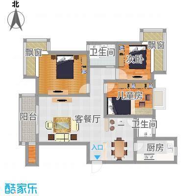 上海新城C座2106