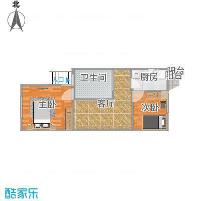 锦华中园的户型图