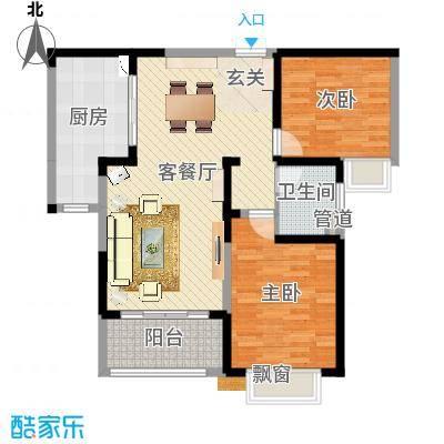 全国_云庭城市中心花园_设计师杨俊军