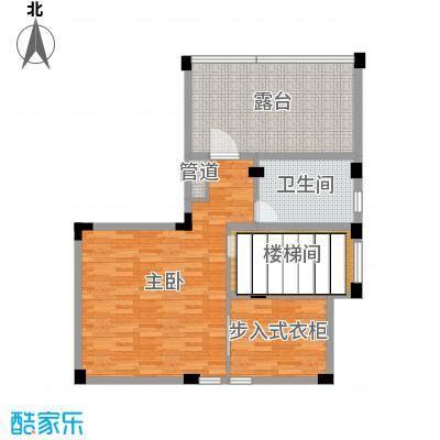 正源尚峰尚水306.09㎡28、29、41、47栋C-三层户型2室2厅1卫