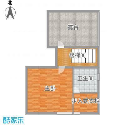 正源尚峰尚水283.96㎡28、29、41、47栋A-三层户型3室3厅1卫
