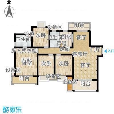 南昌-绿地外滩公馆-设计方案