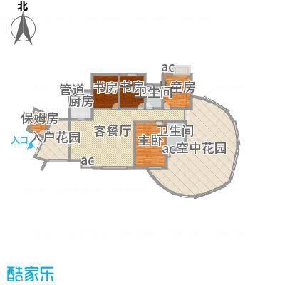 长沙_湘江豪庭_2016-08-12-1801