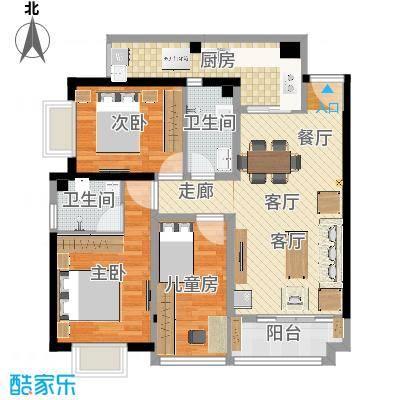 重庆_恒鑫名城三期_2016-10-19-1128