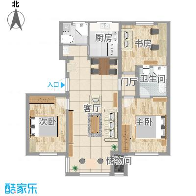 天津_融创融公馆_2016-03-06-1045