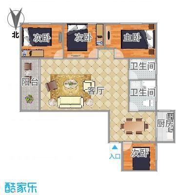 深圳-新新家园722338-设计方案