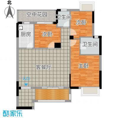 仙桃_和合国际城二期_2016-10-23-1239