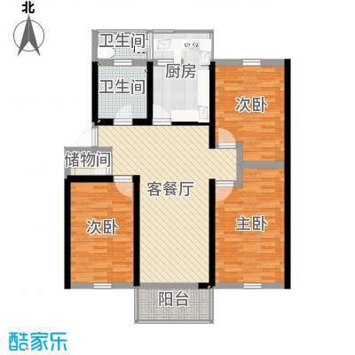 杭州_三塘南村_103㎡-原始方案-厨房