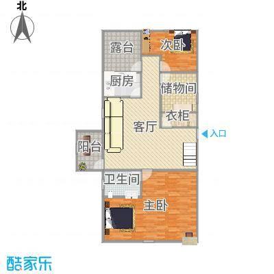 深圳-湖畔花园-设计方案