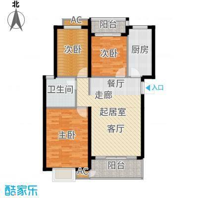 北京公馆E3户型-副本