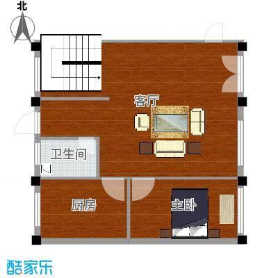 徐家苑别墅楼1楼