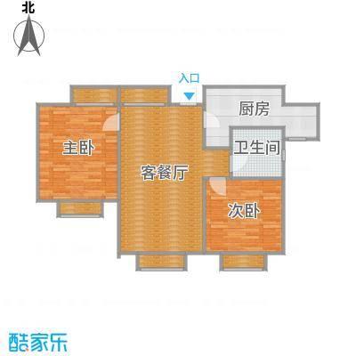 天津津南新城两室两厅一厨一卫