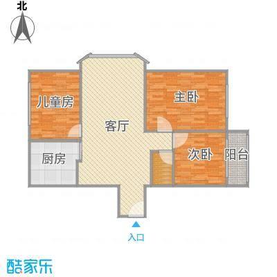 王晓娟-万成尚景1978客厅